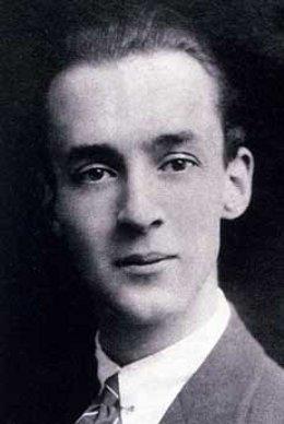 Vladimir Nabokov in 1919