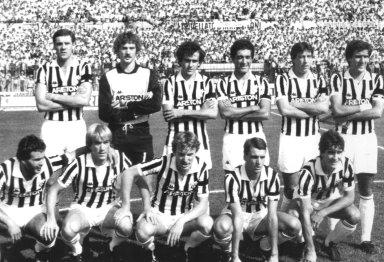 Juventus 1983/84 season.