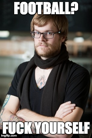 The Hipster Barista does not approve.