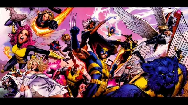 The team. In a manner of speaking, anyway. Image from Marvel.