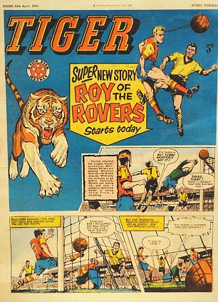 Trevillion's Roy of the Rovers